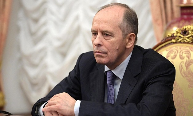 Director of the Federal Security Service Alexander Bortnikov - photo courtesy of kremlin website