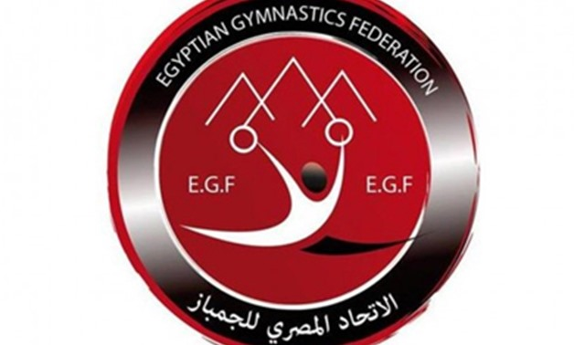 Egyptian Gymnastics Federation logo – Press image courtesy Egyptian Gymnastics Federation's official website