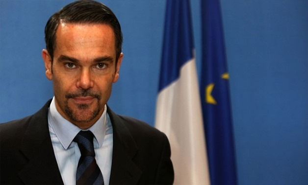 French Foreign Ministry's Spokesperson Romain Nadal - File Photo