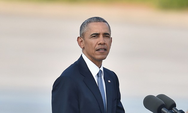 Former US President Barack Obama - File Photo