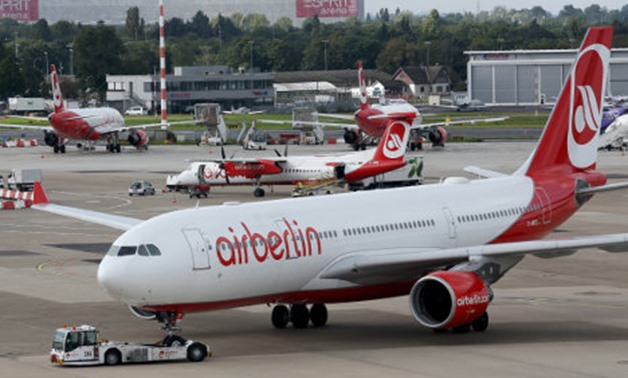 Air Berlin has some 8,600 employees, including part-time workers. Photo: Roland Weihrauch/DPA/AFP