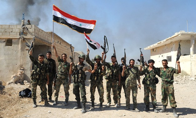 Syrian army - File Photo