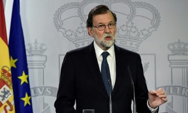Spanish Prime Minister Mariano Rajoy - AFP
