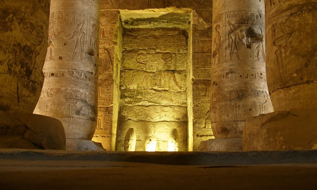 Abydos Temple – Courtesy of Flickr/Vyacheslav Argenberg