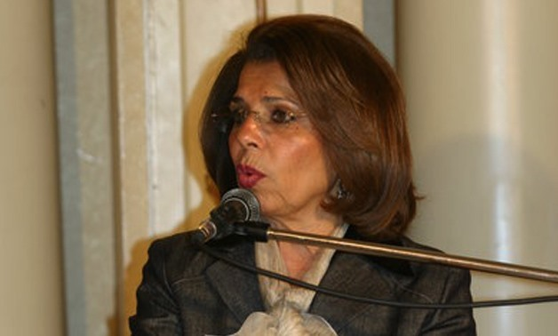 Egypt's nominee for UNESCO Moushira Khattab - File Photo