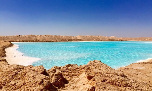 Siwa Salty Lake – Best Places of Egypt face Book Page