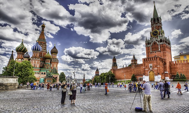 Red square, Moscow cityscape - Valerii Tkachenko - Wikimedia commons