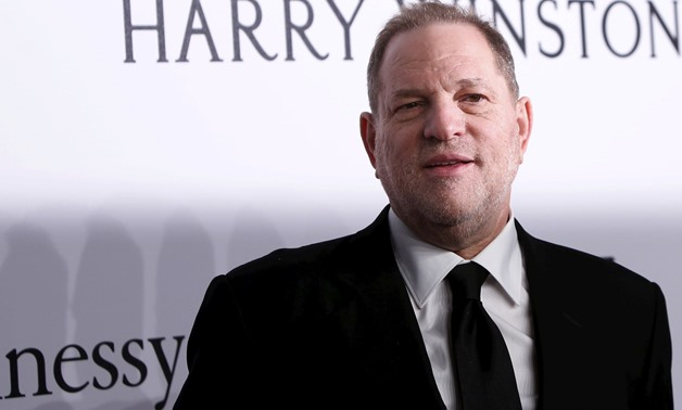 Film producer Harvey Weinstein attends the 2016 amfAR New York Gala at Cipriani Wall Street in Manhattan, New York February 10, 2016. REUTERS/Andrew Kelly