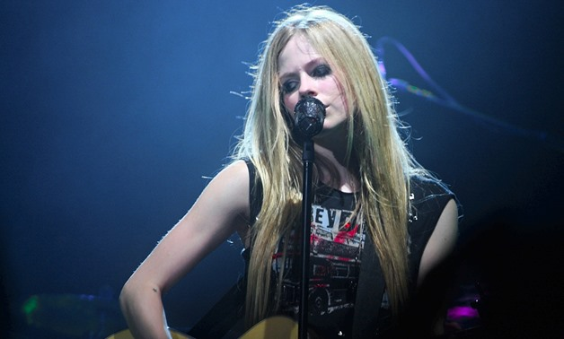 Avril Lavigne  - photo by Wikimedia Commons
