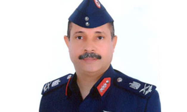 Commander of the Egyptian air force Younes Hamed Al-Masry – File Photo