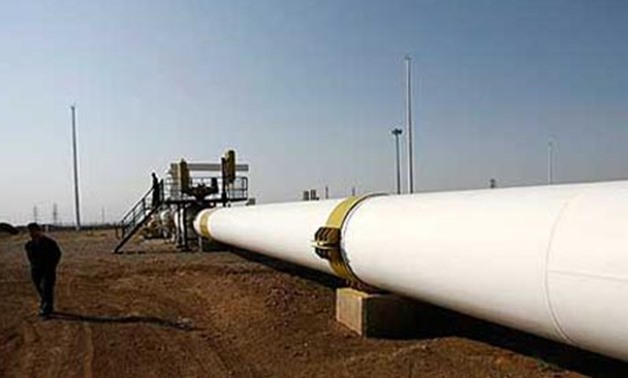 Egypt's natural gas pipelines - File photo/Reuters