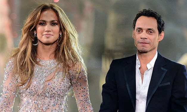 Marc Anthony, Jennifer Lopez to host telethon for hurricane victims | Entertainment - Geo.tv -AFP