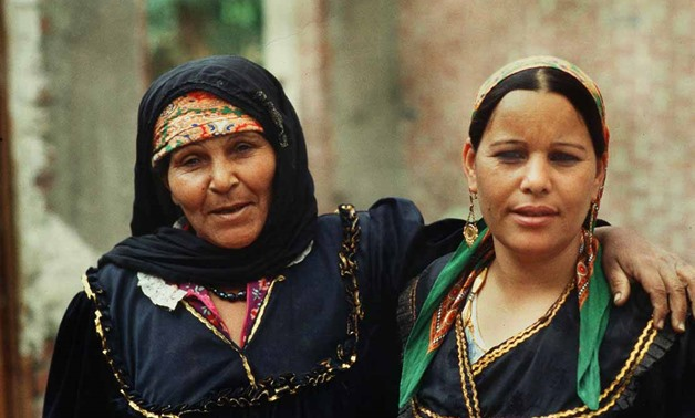Women in Egypt Via Wikimedia Commons