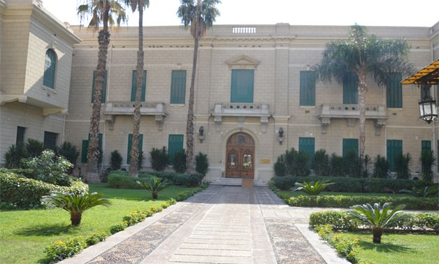 Cover – Abdeen Palace – Credited to Photographer Mohamed Mamdouh El-Shenawy