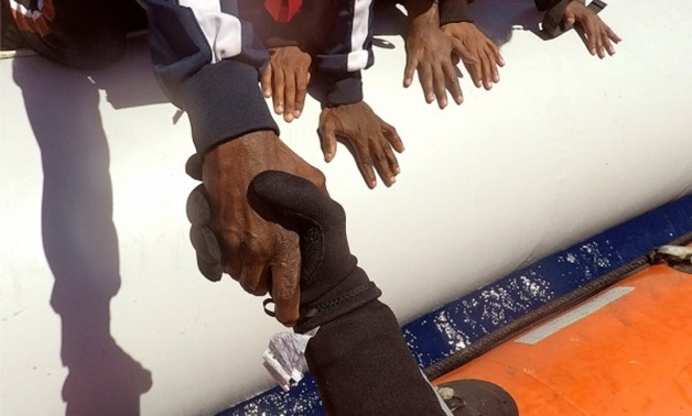 The number of illegal migrants trying to reach Italy by boat has shot up in recent weeks as unemployed youth seek to escape poverty. Photo: Reuters