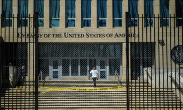 The US has withdrawn more than half the personnel from the US embassy in Cuba and ordered the expulsion of 15 Cuban diplomats in the United States