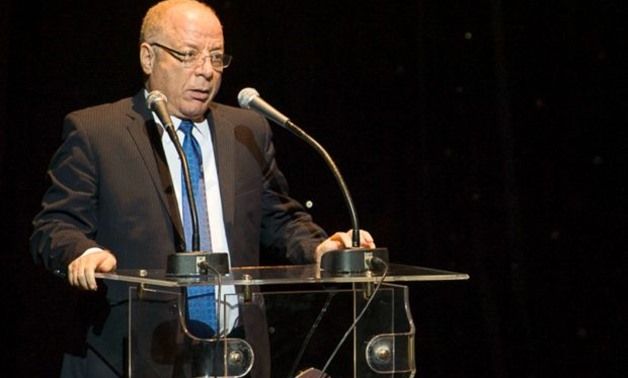 Egypt's Culture Minister Helmy el Namnam - File photo