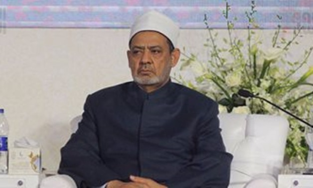 Egypt's Great Imam and Azhar Head, Sheikh Ahmed El Tayeb, Ph.D – File Photo