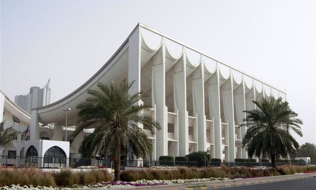 The National Assembly of Kuwait building - wikimedia commons_xiquinhosilva