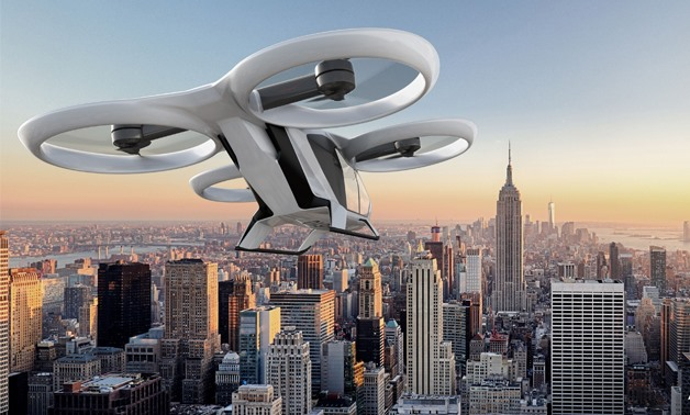 Urban air mobility – Courtesy of Airbus