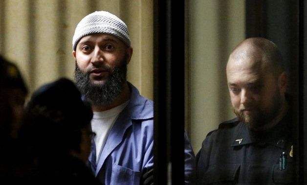 Convicted murderer Adnan Syed leaves the Baltimore City Circuit Courthouse in Baltimore, Maryland, U.S., on February 5, 2016. REUTERS/ File Photo