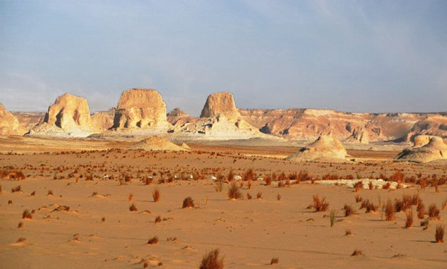 The Western Desert in Egypt – CC via Wikimedia Commons/Ahmed Magdy