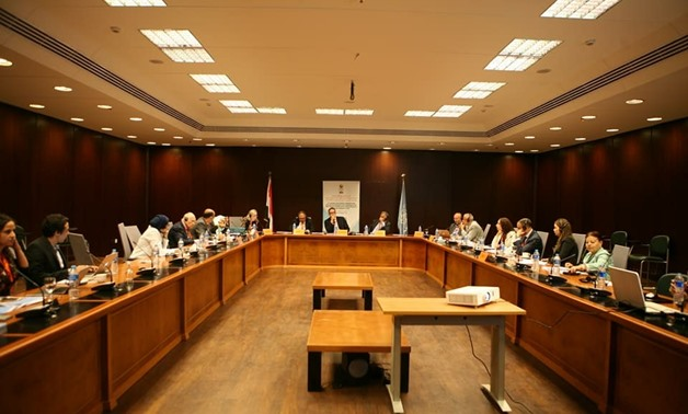 National Museum of Egyptian Civilization Meeting [Photo: NMEC official Facebook page]