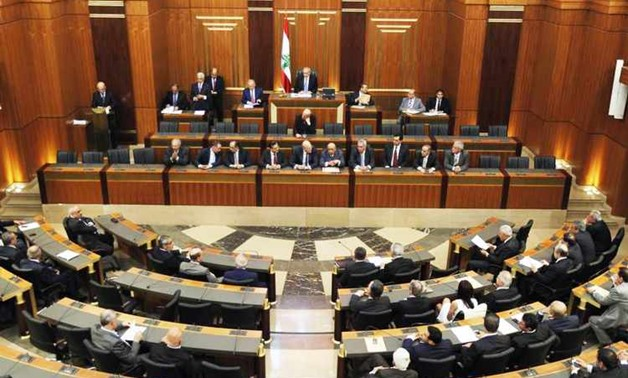 Lebanon's parliament approves country's first budget since 2005