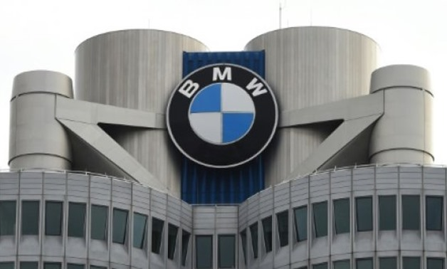 BMW headquarters in Munich, southern Germany | AFP
