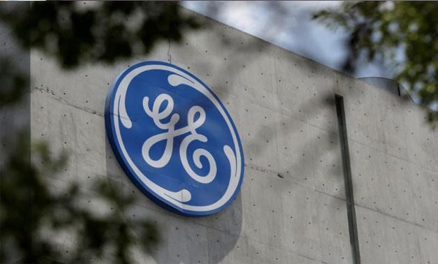 The logo of General Electric Co. is pictured at the Global Operations Center in San Pedro Garza Garcia, neighbouring Monterrey, Mexico - File photo/Reuters/Daniel Becerril