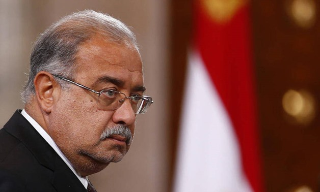The Egyptian Prime Minister Sherif Ismail - Photo Credit: Arabianeye-Reuters