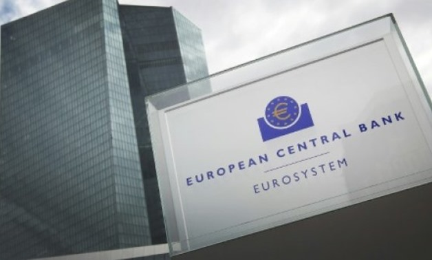 ECB policymakers say low interest rates, cheap loans to banks and pumping 60 billion euros per month ($70.4 billion) into bond markets have made it easier to borrow but inflation remains below the bank's target of just under 2.0 percent - AFP / by Tom BAR