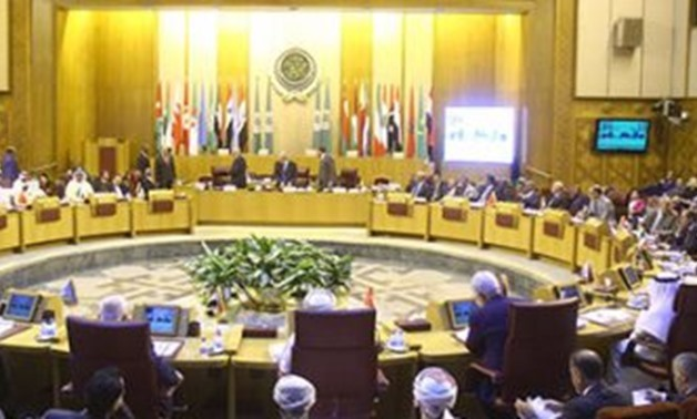 Arab League Session - File Photo