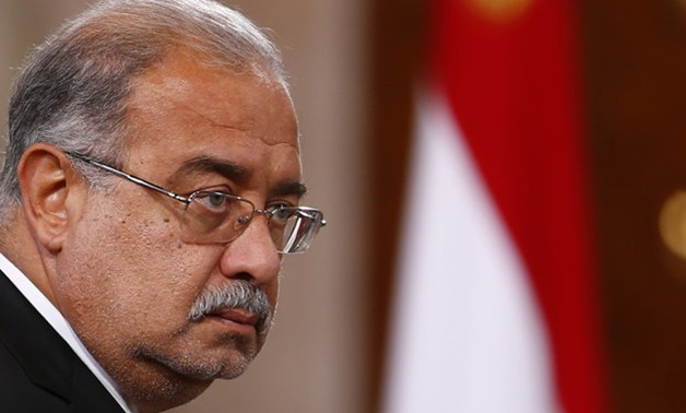 Prime Minister Sherif Ismail – File photo