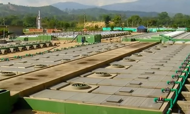 Wastewater Treatment Plant - Courtesy from Youtube