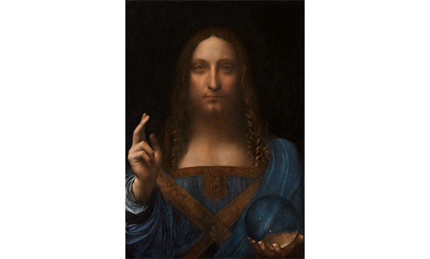 'Salvator Mundi' painting [Photo Courtesy]