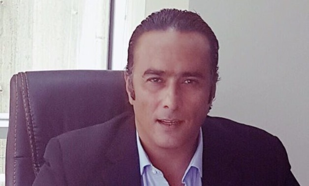 Montasser Al-Nabrawy, the new head of PR at Egyptian Media Group Holding effective Sunday, October 29, 2017 - Egypt Today