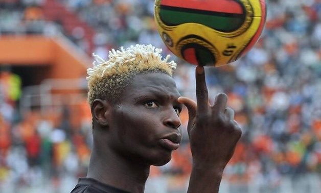 Aristide Bancé – press courtesy image Aristide Bancé official Twitter account