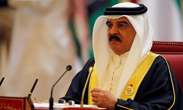 King Hamad bin Isa Al Khalifa, King of Bahrain – Press Photo