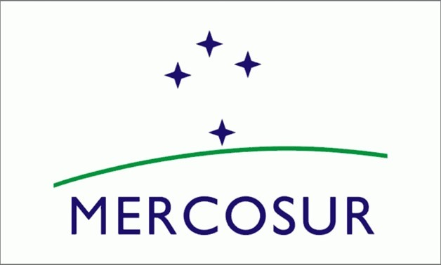 Mercosur flag via Wikimedia Commons