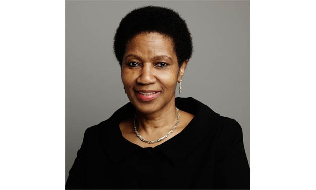Phumzile Mlambo-Ngcuka, the Executive Director of the United Nations Entity for Gender Equality and the Empowerment of Women (UN Women) - UN Photo
