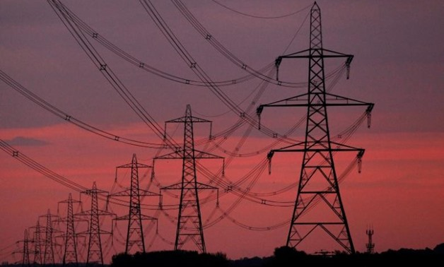 Electricity pylons in northern England- REUTERS-Phil Noble
