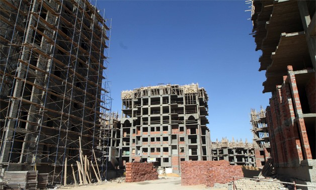 Real estate in Egypt - File Photo