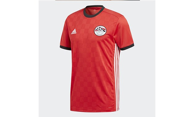 Adidas reveals Egypt's 2018 World Cup kit - EgyptToday