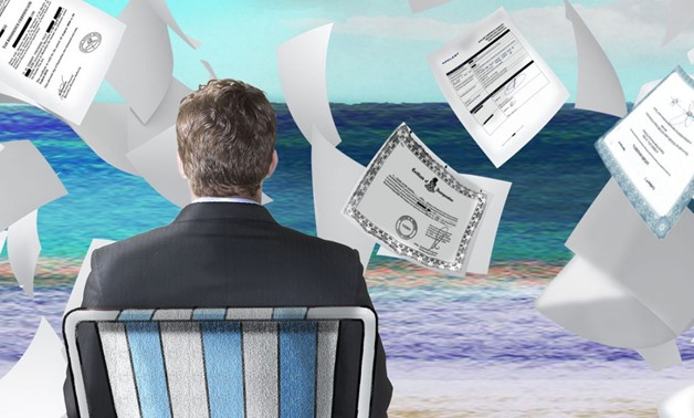 Paradise Papers- Photo courtesy of ICIJ website