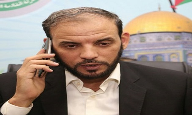 Hamas Spokesman Hossam Badran- File Photo