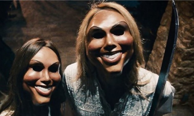 """Watching horror movies can help you burn calories and boosts your immune system – """"Purge"""" movie still - WatchMojo.com /YouTube"""