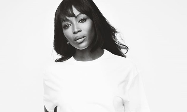 Legendary supermodel Naomi Campbell - Official Facebook page