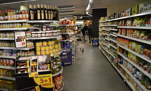 You would be surprised to find out that almost every food product you ever used is actually artificially flavored - Supermarket in Austria 2012 – Courtesy of High Contrast/Wikimedia Commons