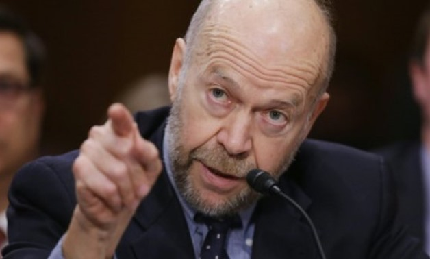 James Hansen, the world's best known climate scientist, says the world's governments are ignoring the reality on climate change - AFP - by Marlowe Hood